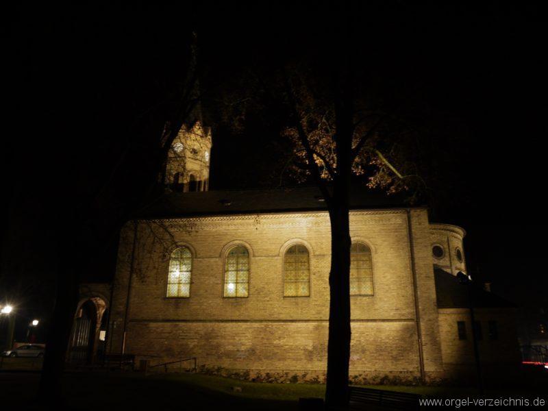 Birkenwerder Evangelische Kirche Aussenansicht II