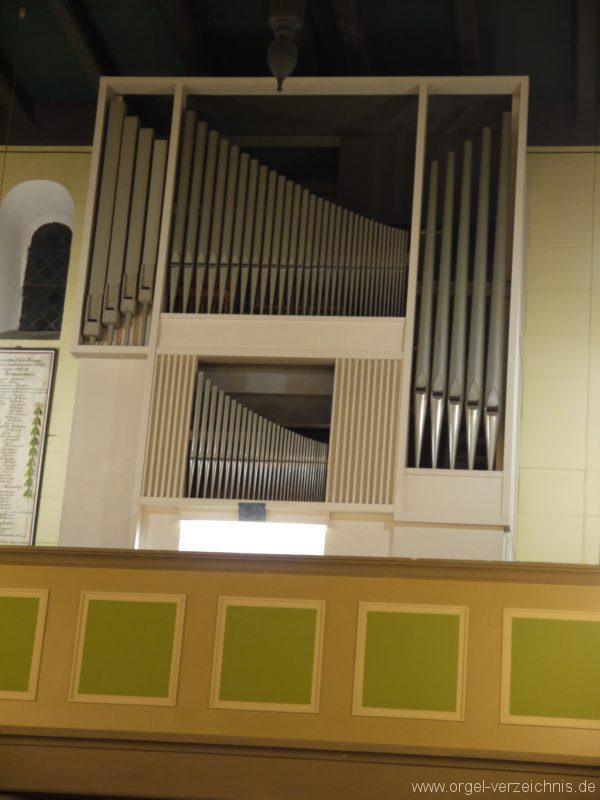 Birkenwerder Evangelische Kirche Prospekt I