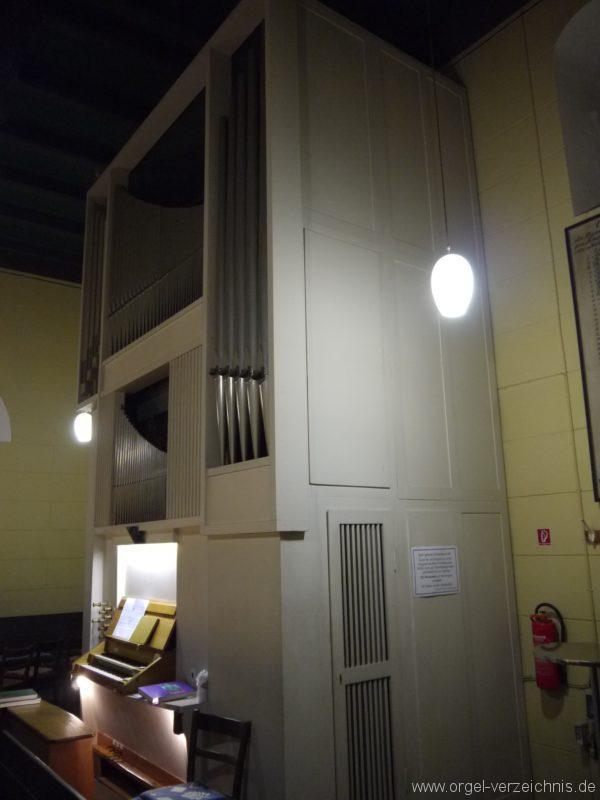 Birkenwerder Evangelische Kirche Prospekt II