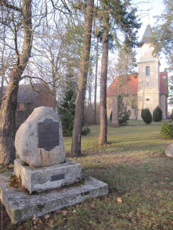 Gosen-Neu Zittau Evangelische Kirche Gosen Aussenansicht (1)