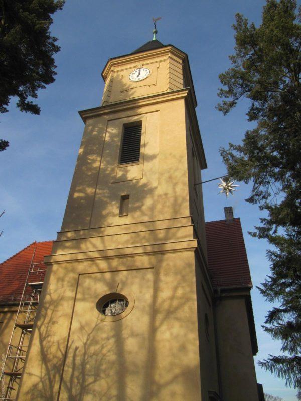Gosen-Neu Zittau Evangelische Kirche Gosen Aussenansicht (3)