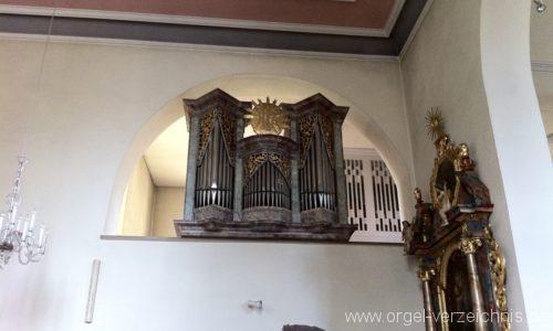 Hartheim Feldkirch St. Martin Prospekt II