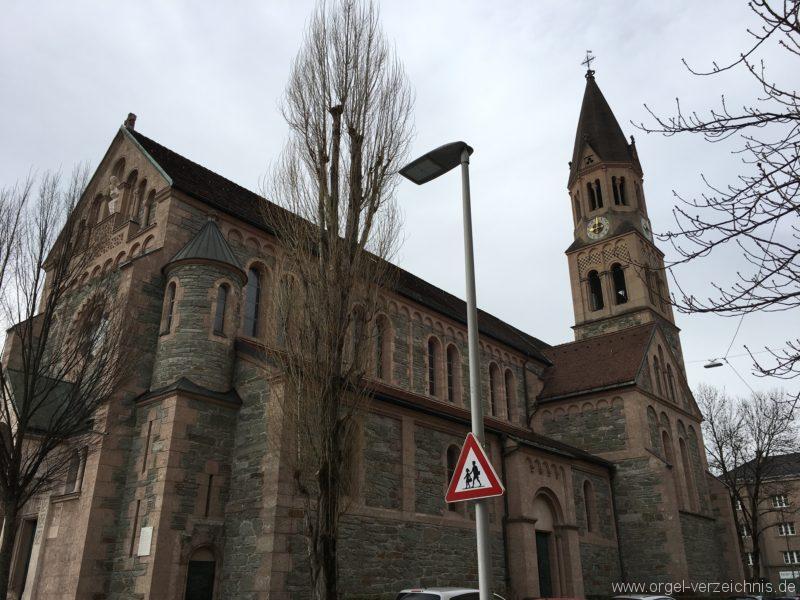 Innsbruck-Pradl A - Pfarrkirche Mariae Empfängnis (1)