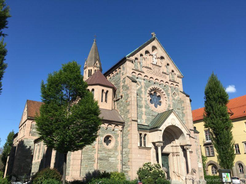 Innsbruck-Pradl A - Pfarrkirche Mariae Empfängnis (12)