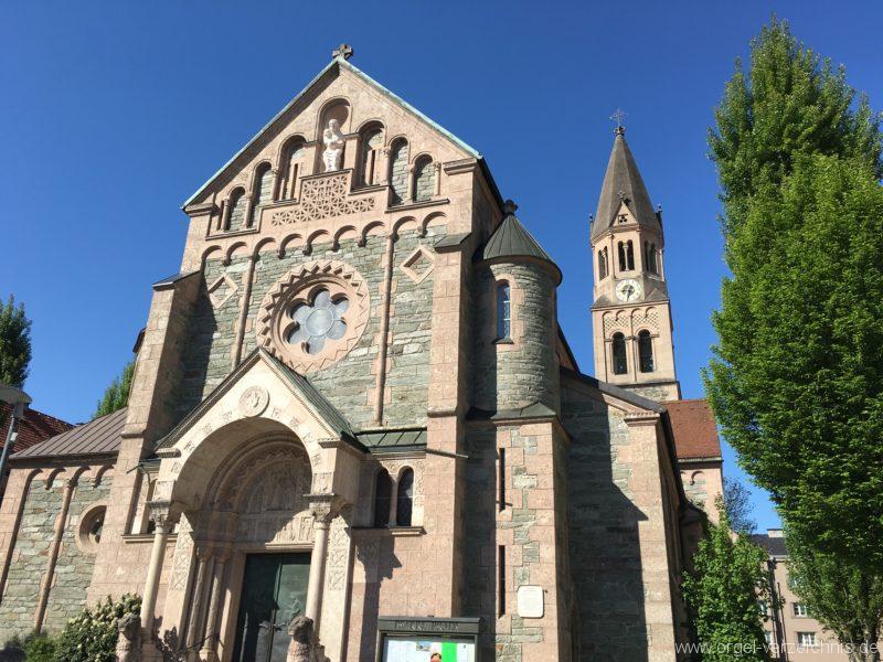 Innsbruck-Pradl A - Pfarrkirche Mariae Empfängnis (13)