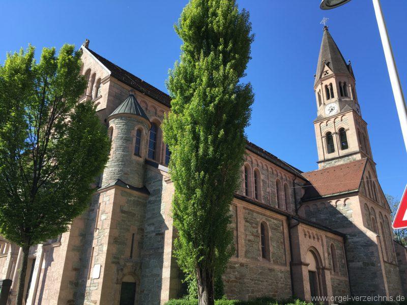 Innsbruck-Pradl A - Pfarrkirche Mariae Empfängnis (14)