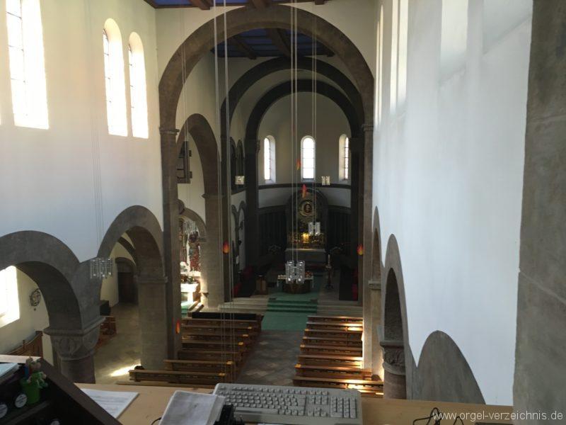 Innsbruck-Pradl A - Pfarrkirche Mariae Empfängnis (16)