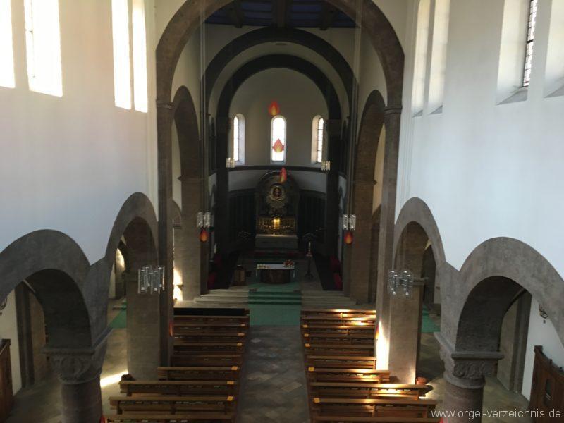 Innsbruck-Pradl A - Pfarrkirche Mariae Empfängnis (18)