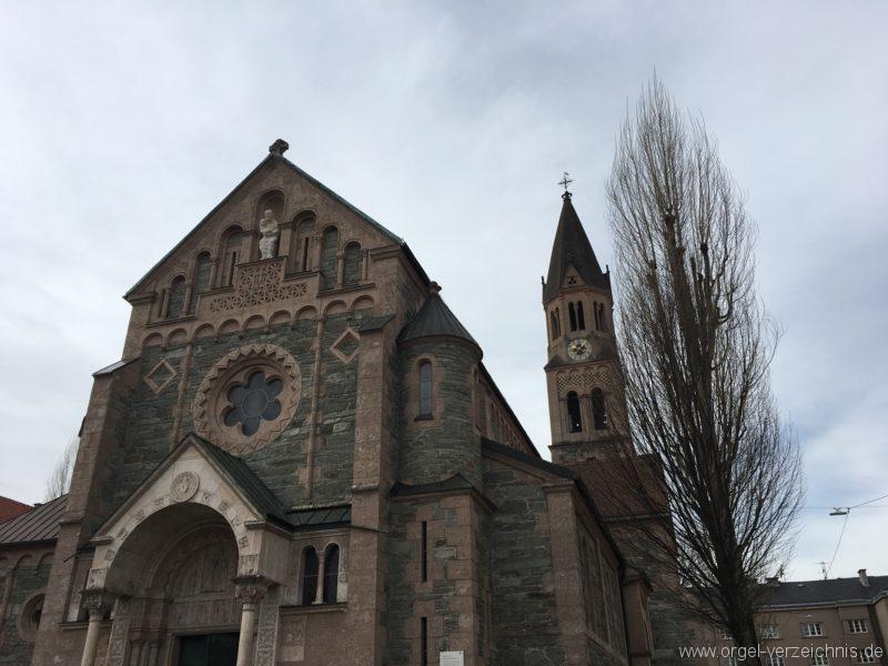 Innsbruck-Pradl A - Pfarrkirche Mariae Empfängnis (3)