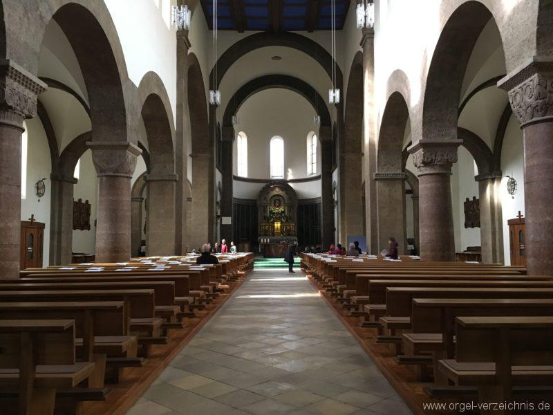 Innsbruck-Pradl A - Pfarrkirche Mariae Empfängnis (4)