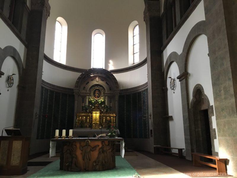 Innsbruck-Pradl A - Pfarrkirche Mariae Empfängnis (5)