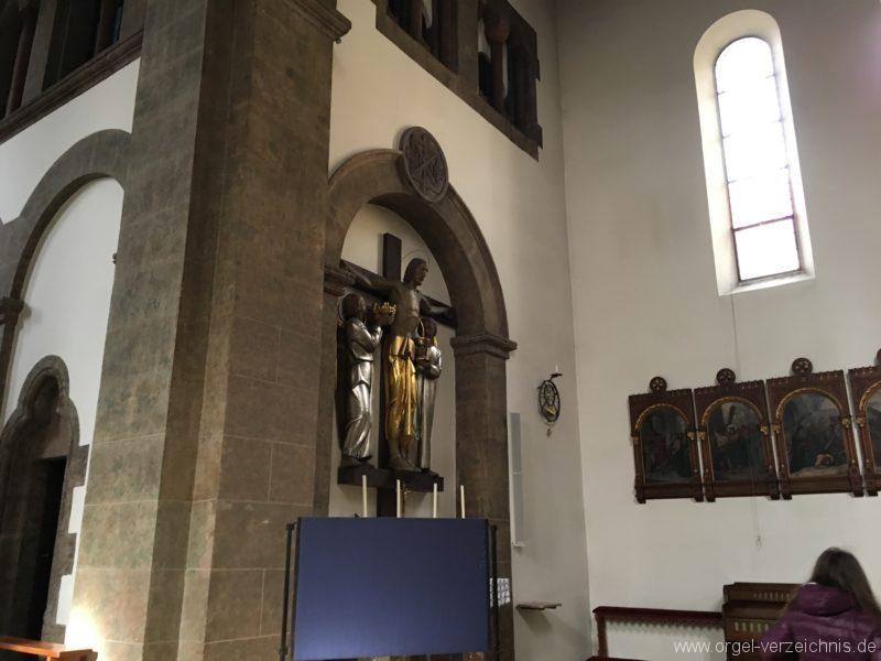 Innsbruck-Pradl A - Pfarrkirche Mariae Empfängnis (6)