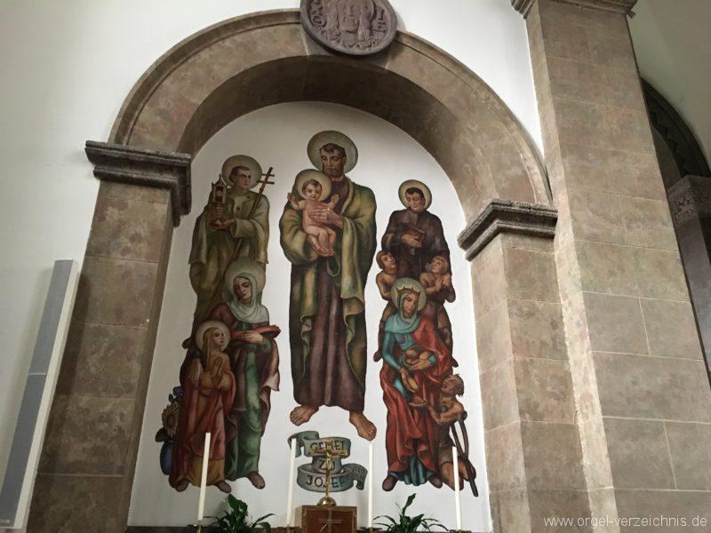 Innsbruck-Pradl A - Pfarrkirche Mariae Empfängnis (7)