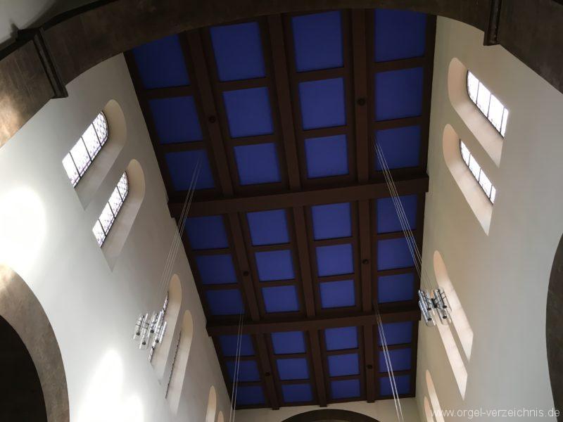 Innsbruck-Pradl A - Pfarrkirche Mariae Empfängnis (8)