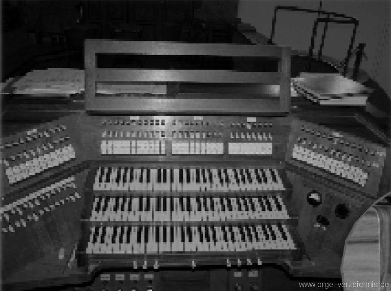 Innsbruck-Pradl A - Pfarrkirche Mariae Empfängnis - Orgel Alt (3)