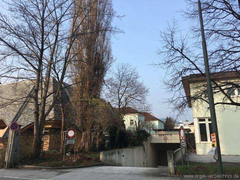 Innsbruck-Pradl-Süd - Pfarrkirche St. Norbert (12)