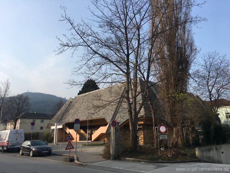Innsbruck-Pradl-Süd - Pfarrkirche St. Norbert (13)
