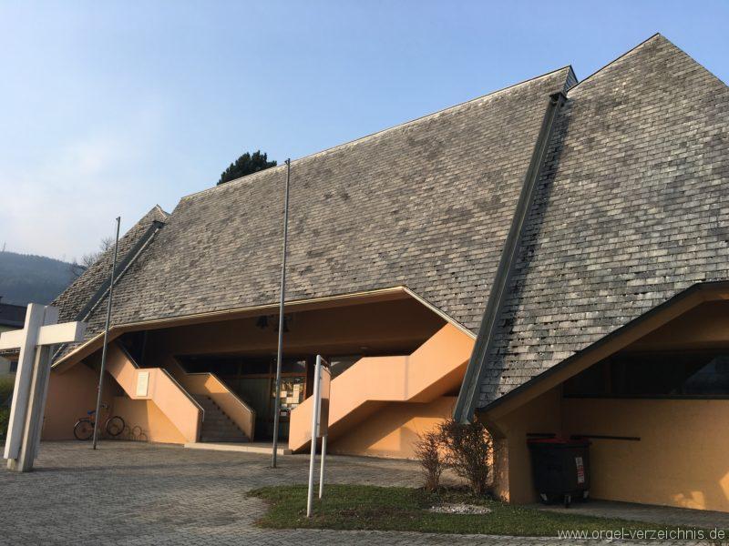 Innsbruck-Pradl-Süd - Pfarrkirche St. Norbert (14)