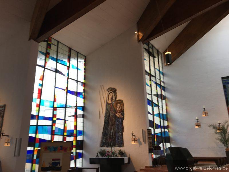 Innsbruck-Reichenau A - Pfarrkirche St. Paulus (5)