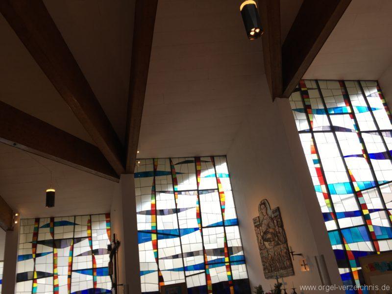 Innsbruck-Reichenau A - Pfarrkirche St. Paulus (9)