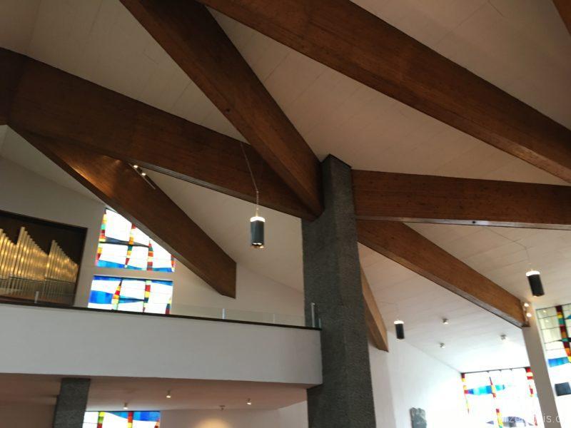Innsbruck-Reichenau A - Pfarrkirche St. Paulus - Orgel (12)