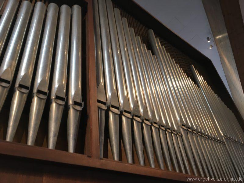 Innsbruck-Reichenau A - Pfarrkirche St. Paulus - Orgel (20)
