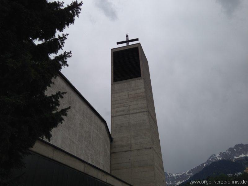 Innsbruck-Saggen - Pfarrkirche Mariä Empfängnis (11)