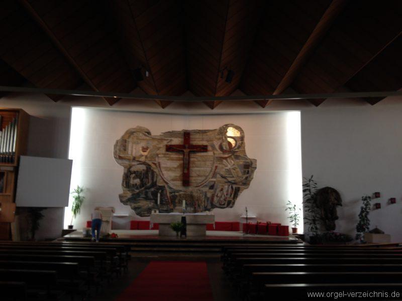 Innsbruck-Saggen - Pfarrkirche Mariä Empfängnis (8)