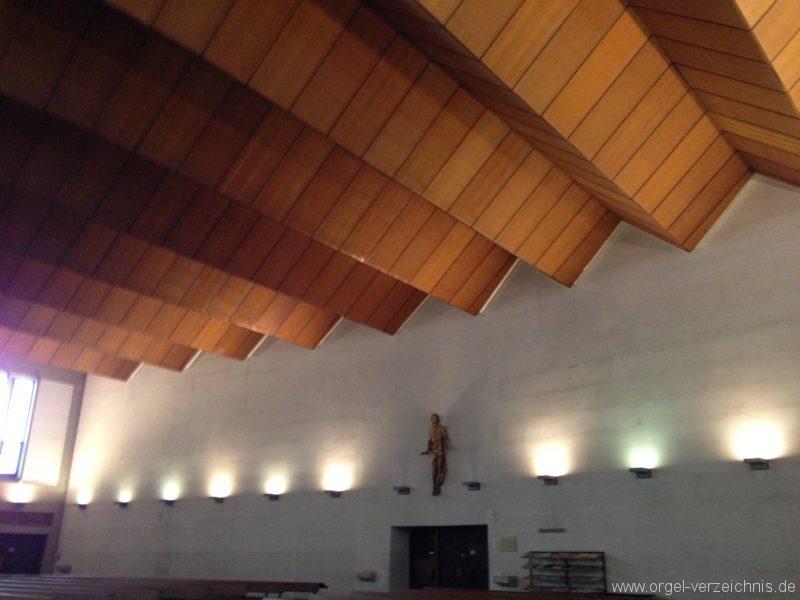 Innsbruck-Saggen - Pfarrkirche Mariä Empfängnis (9)