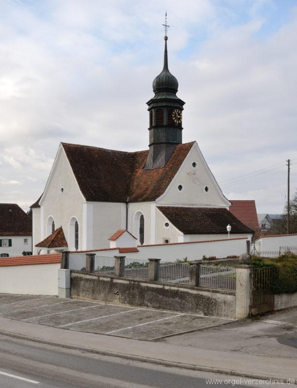Salem Weildorf St. Peter und Paul Aussenansicht
