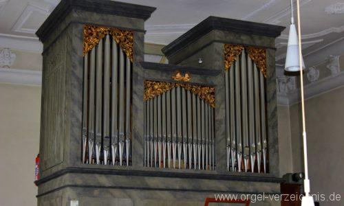 Salem Weildorf St. Peter und Paul Prospekt (2)