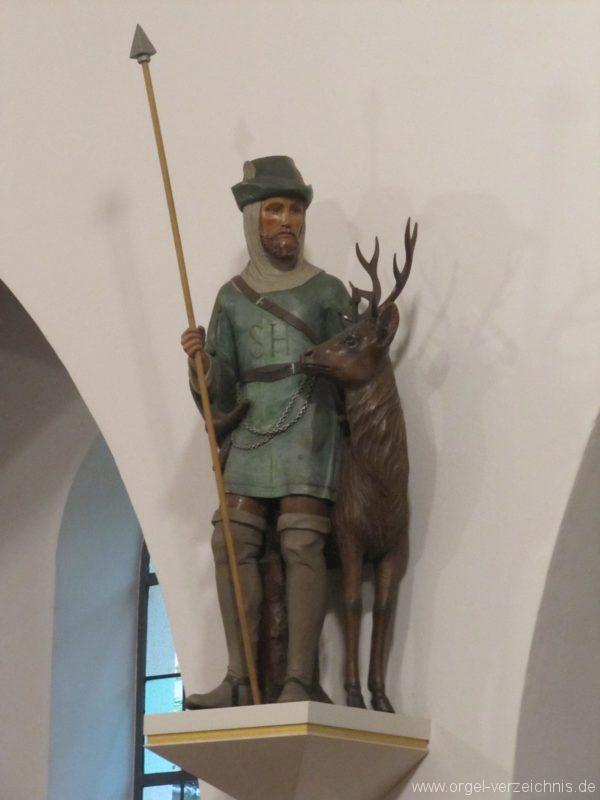 Dresden Weisser Hirsch St. Hubertus Heiliger Hubertus