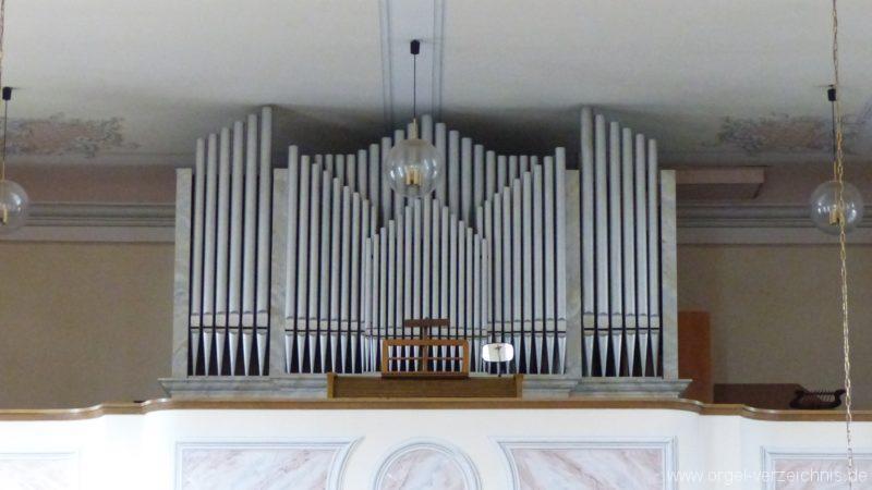 Hausen an der Möhlin St. Johannes Prospekt II