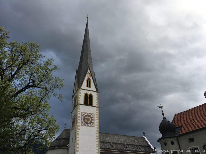 Untermieming A - Pfarrkirche Mariä Himmelfahrt (1)