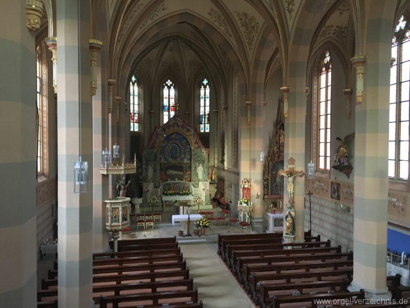Untermieming A - Pfarrkirche Mariä Himmelfahrt (11)