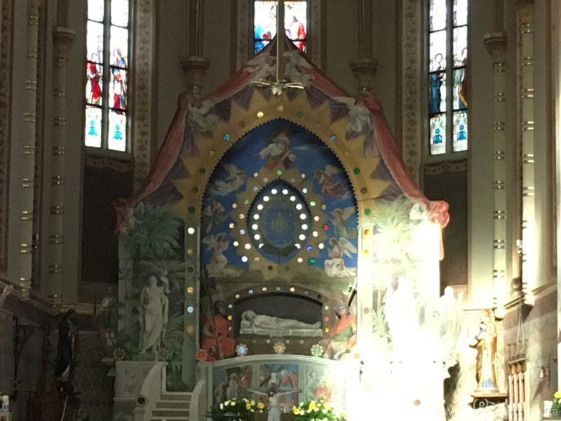 Untermieming A - Pfarrkirche Mariä Himmelfahrt (4)