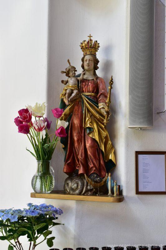 Schöftland Heilige Familie Marienaltar