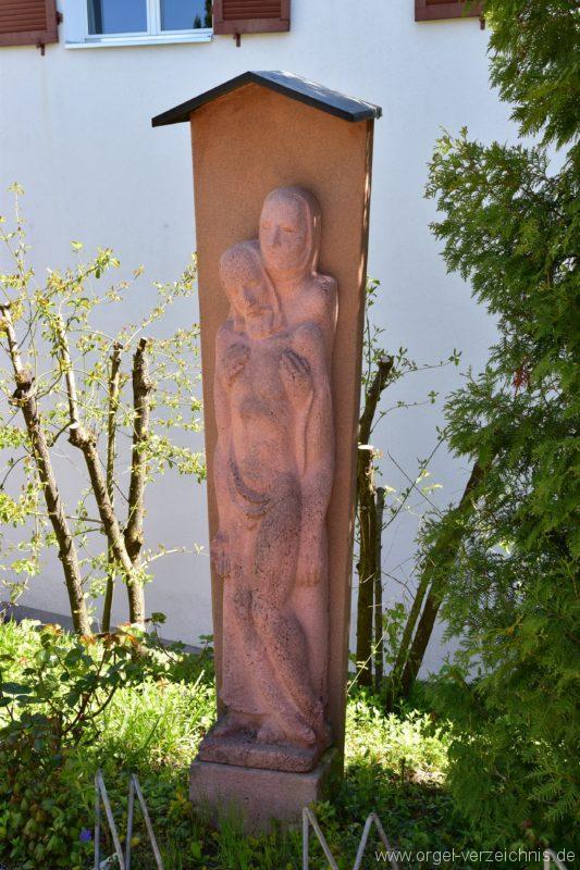 Schöftland Heilige Familie Marienbildnis