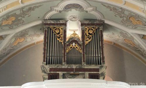 Völs - Alte Pfarrkirche zu den hll Jodok und Lucia (11)