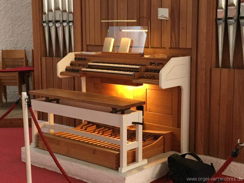 Völs - Neue Pfarrkirche unser Herr Jesus Christus in Emmaus (23)