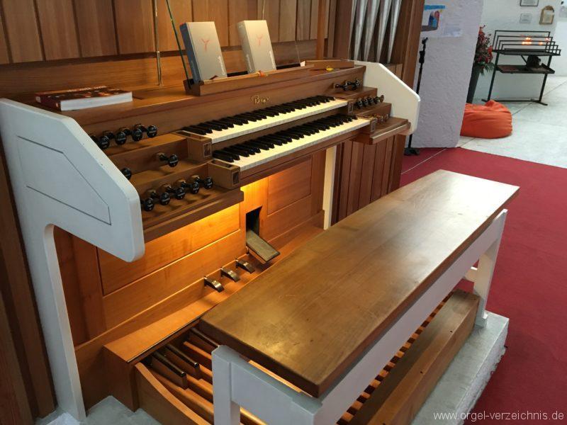 Völs - Neue Pfarrkirche unser Herr Jesus Christus in Emmaus (25)