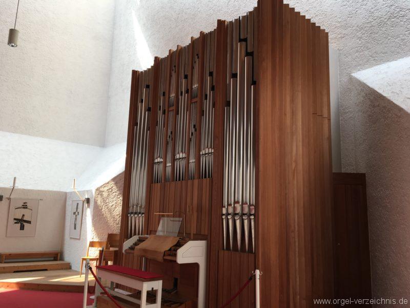Völs - Neue Pfarrkirche unser Herr Jesus Christus in Emmaus (6)