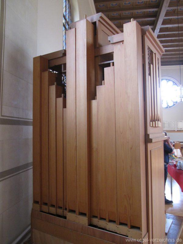 Berlin Wedding Alte Nazarethkirche Gehäuse IV