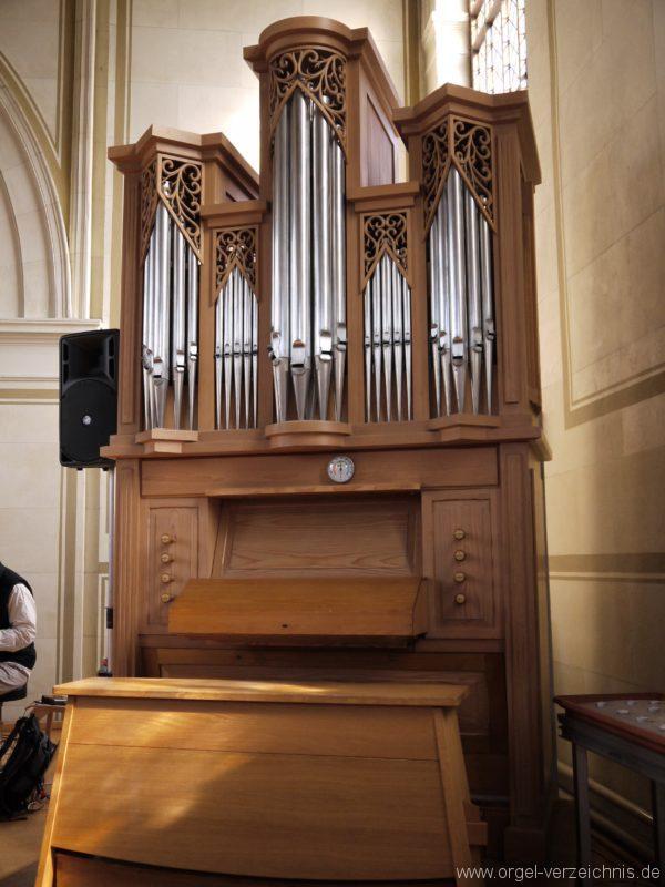 Berlin Wedding Alte Nazarethkirche Gehäuse V