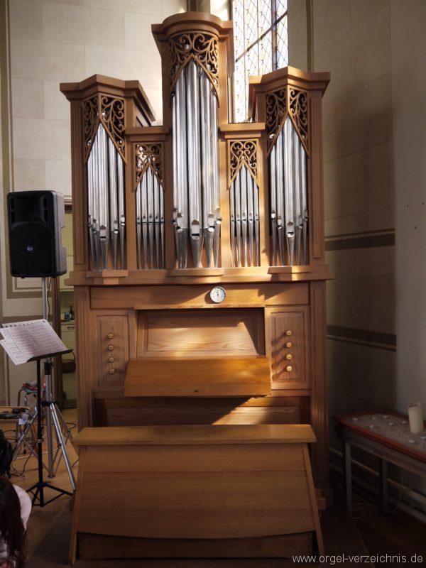 Berlin Wedding Alte Nazarethkirche Gehäuse VII