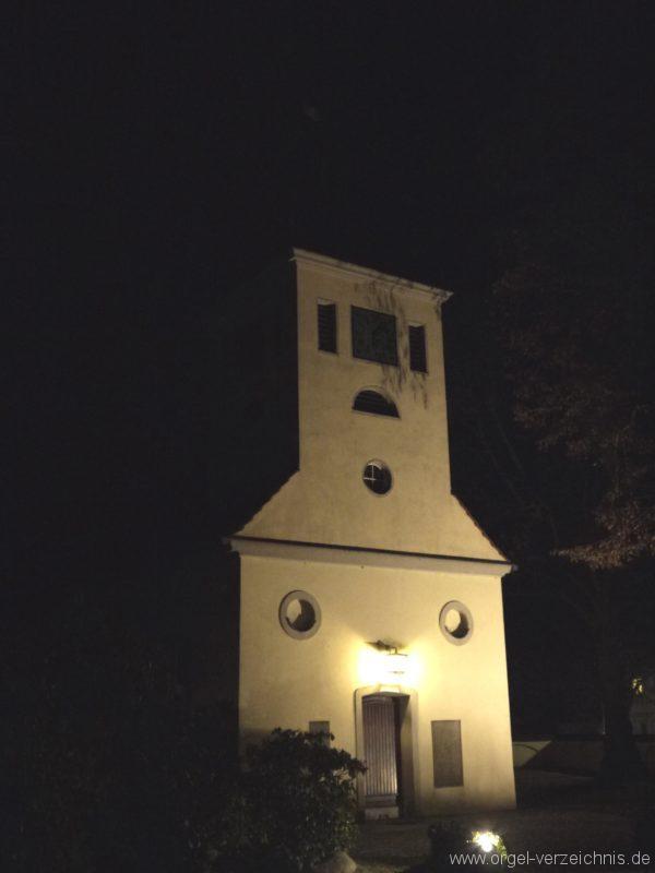 Berlin Spandau Dorfkirche Kladow Aussenansicht II