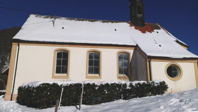 Münstertal Spielwegkapelle Aussenansicht I