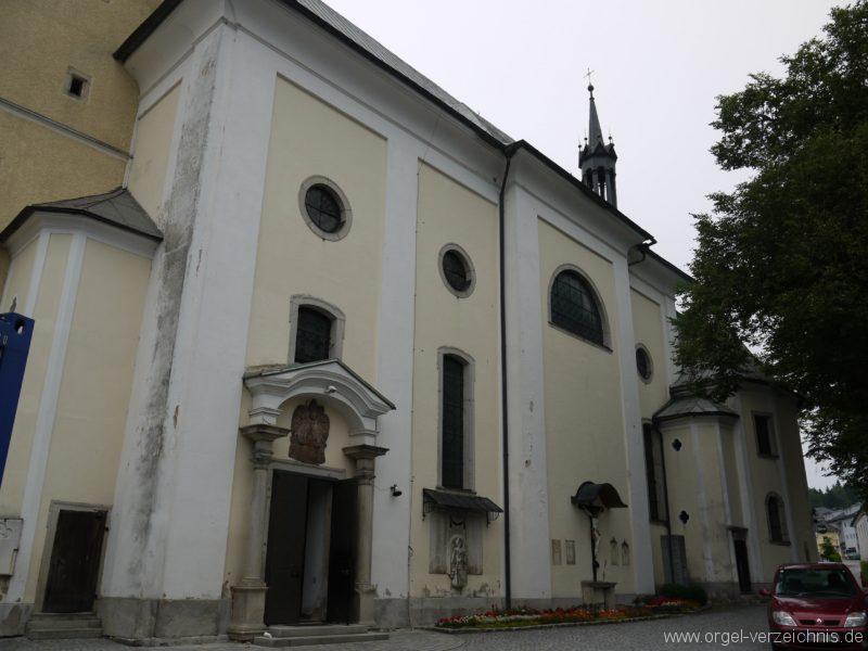 Berg Rohrbach Stadtkirche St. Jakobus Aussenansicht I