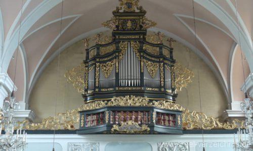 Berg Rohrbach Stadtkirche St. Jakobus Prospekt V