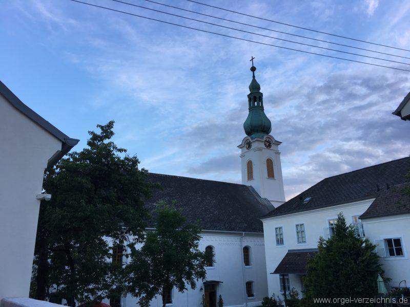 Bernstein im Burgenland - Evangelische Pfarrkirche (1)